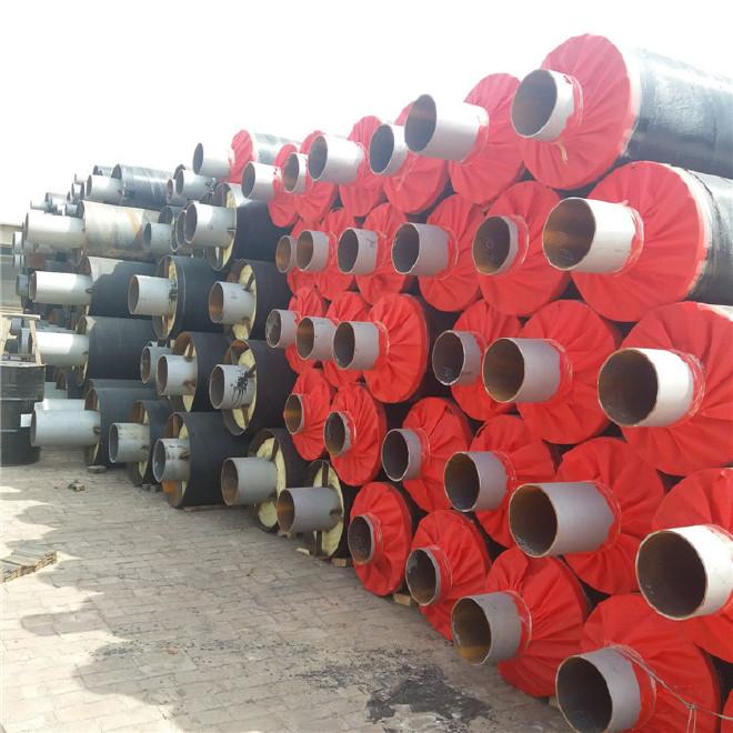 现货供应 保温钢管 预制保温钢管 厂家直销 直埋式保温管示例图10