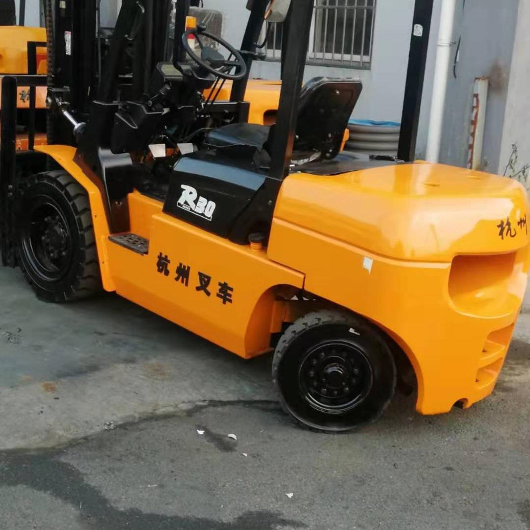 直销河南开封二手叉车合力杭州电动叉车3吨2吨叉车质保一年