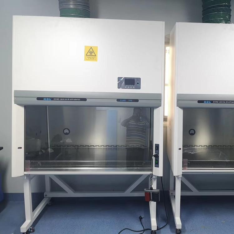 BSC-1100IIA2半排生物安全柜價格 二級實驗室生物安全柜廠家示例圖3