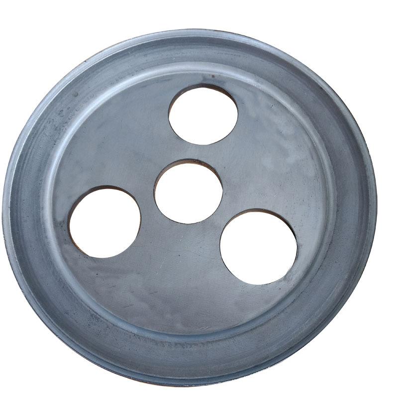 厂家直销单槽 V型 劈开式 旋压皮带轮、可加工定制示例图2