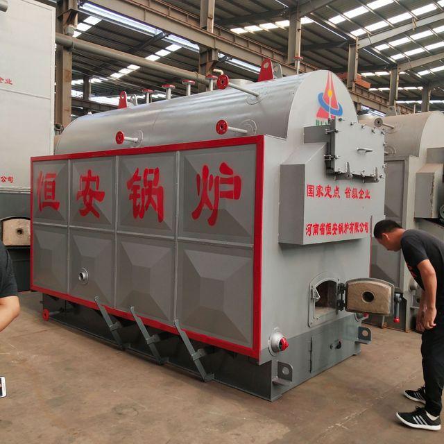 恒安鍋爐供應1噸生物質鍋爐 1噸生物質蒸汽鍋爐價格 DZH1-1.25-T