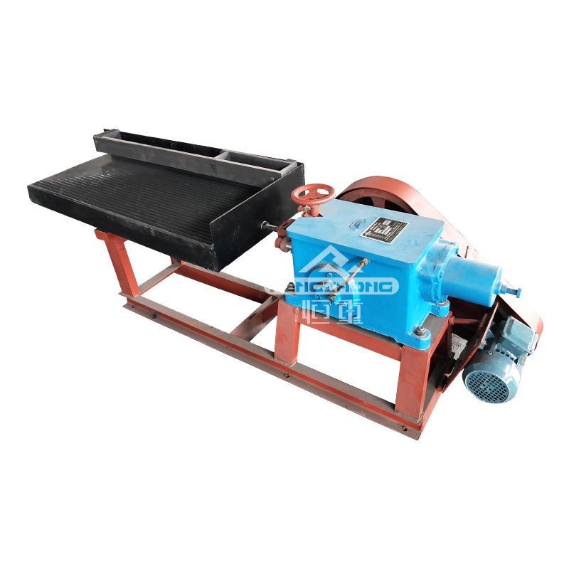 湖北荆州生产小型选矿摇床 实验室铜米摇床 高校用LY小摇床供应商