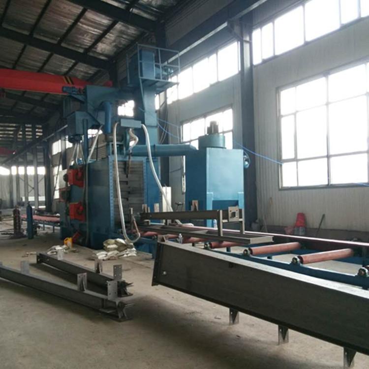 钢结构拼焊矫一体机价格 东台厂家专业生产H型钢拼焊矫一体机示例图2