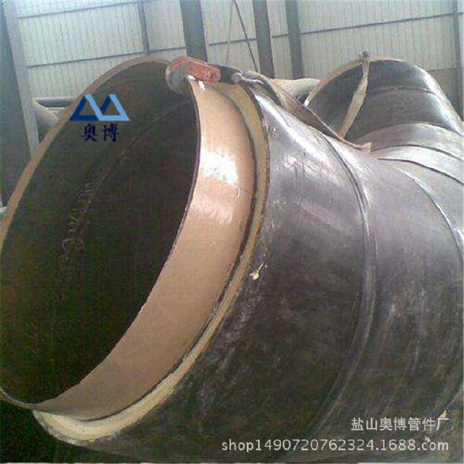 厂家直销 保温弯头 预制直埋式保温弯头 批发 聚氨酯保温弯头示例图7