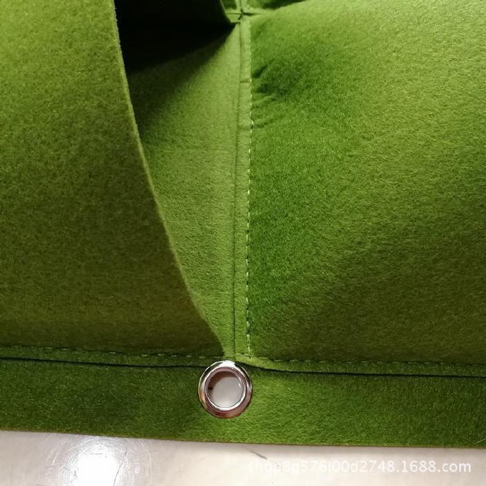 优质无纺布种植袋加厚植树袋种植袋育苗袋厂家直销示例图6