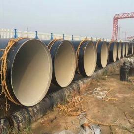 内外喷涂水泥砂浆防腐钢管 挂网式水泥砂浆防腐螺旋钢管厂家