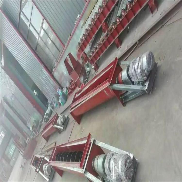 北京盛世新科 廠家供應 黑龍江U型螺旋輸送機 黑龍江U型螺旋輸送機價格美麗