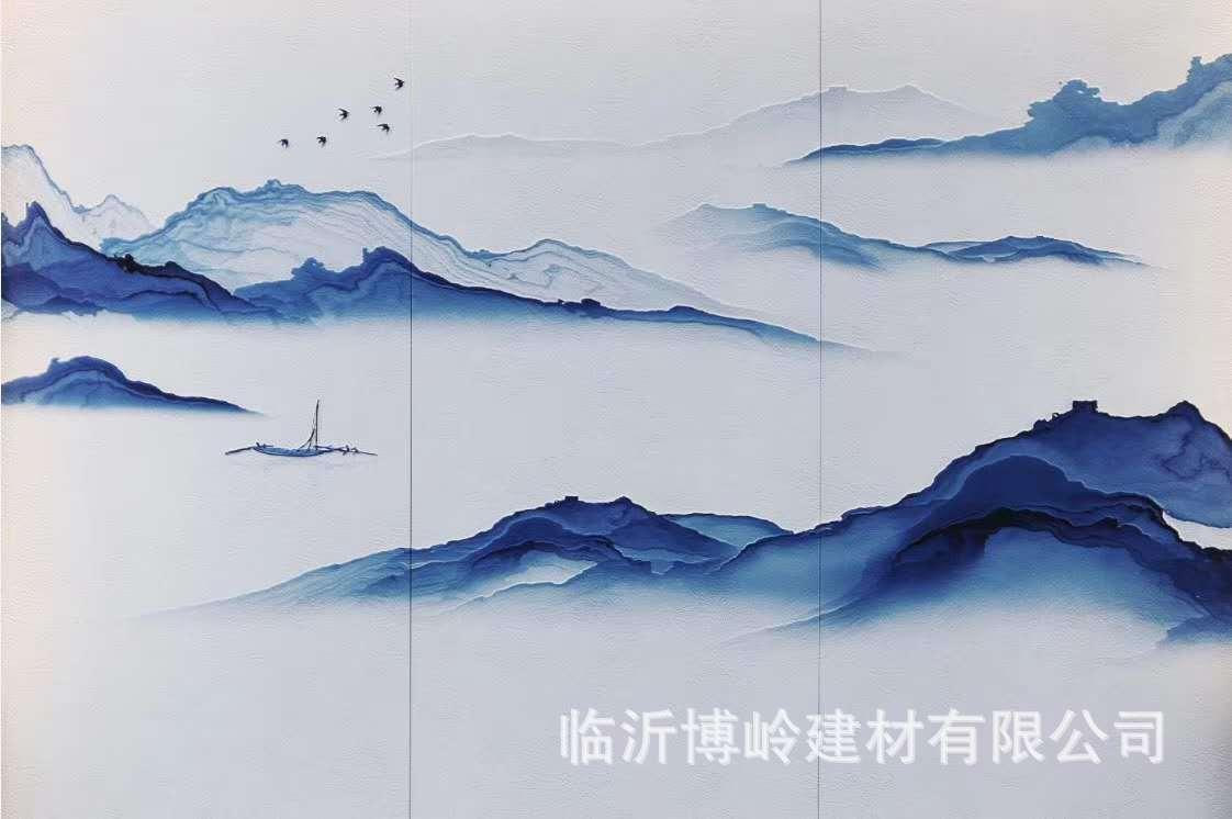 高端定制 沙发客厅卧室床头玄关背景墙 5D皮雕艺术背景墙示例图10