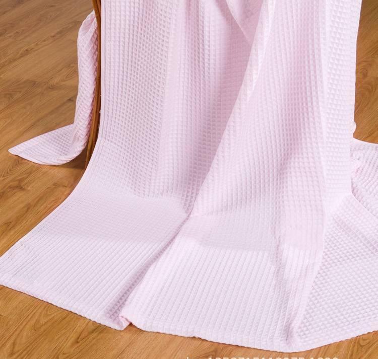 艺特佳家纺冰淇淋纹双人单人加厚全棉毛巾毯空调毯夏被毛毯特价示例图43