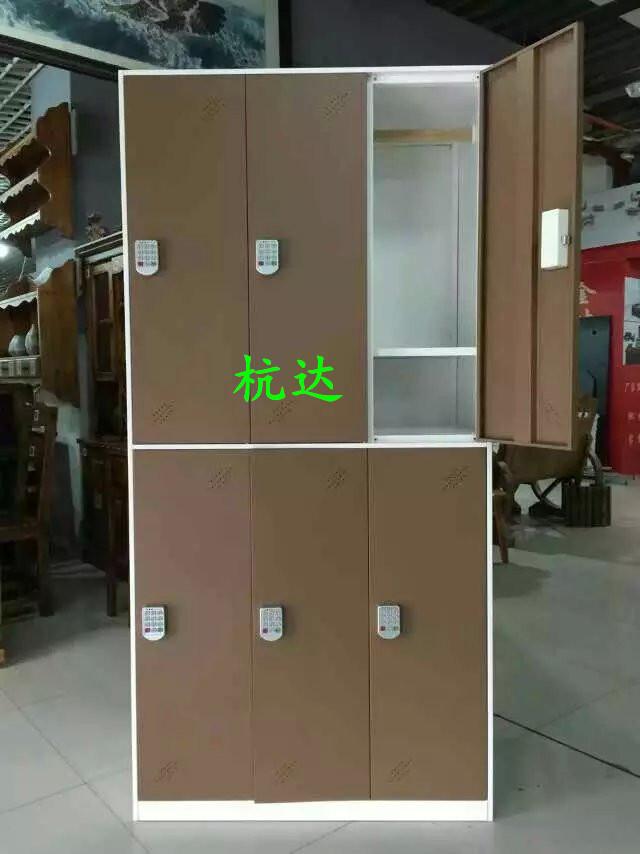 新型指静脉识别储物柜,存包柜寄存柜遥控管理一人一门自行设置示例图5
