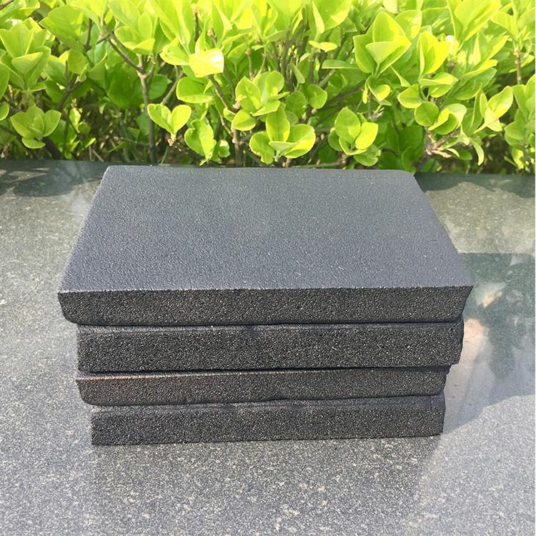 赢胜 方格铝橡塑板 橡塑保温板 橡塑海绵板