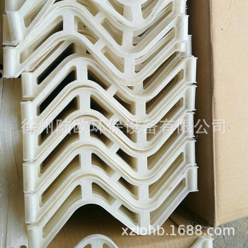 厂家提供折流板三通道除雾器 折流板除雾器销售 欢迎订购示例图4