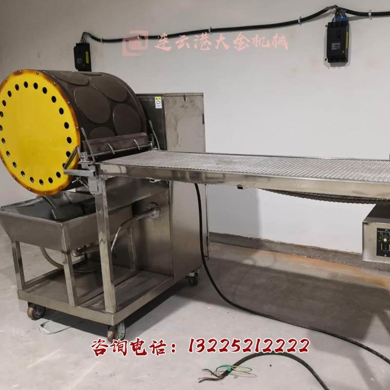 大金春卷皮機生產線,更新技術,更好服務,更優價格