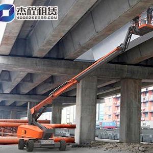 20米直臂登高車出租,廣州天河區橋梁翻新用20米登高升降車出租,了解更多