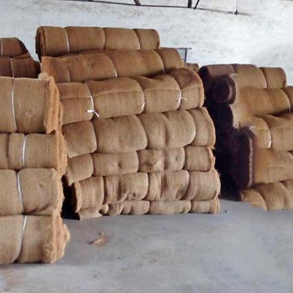 麻椰固土毯  麻椰毯 濰坊綠源廠家直銷可定做
