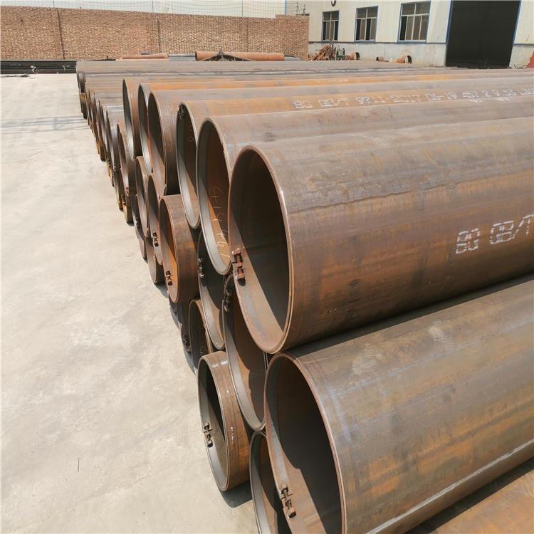 龍都管道 供應 L415M燃氣管線鋼管 D457直縫電阻焊鋼管 直縫焊燃氣管線鋼管 現貨供應 質量保證