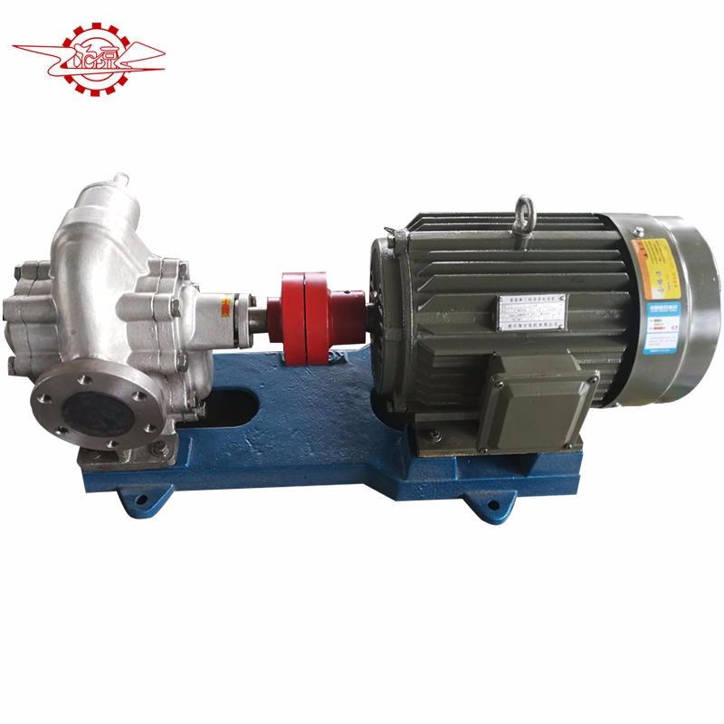 泊泵供應 不銹鋼齒輪泵 大流量齒輪油泵 KCB-960耐酸堿不銹鋼齒輪油泵 耐高溫大流量齒輪油泵