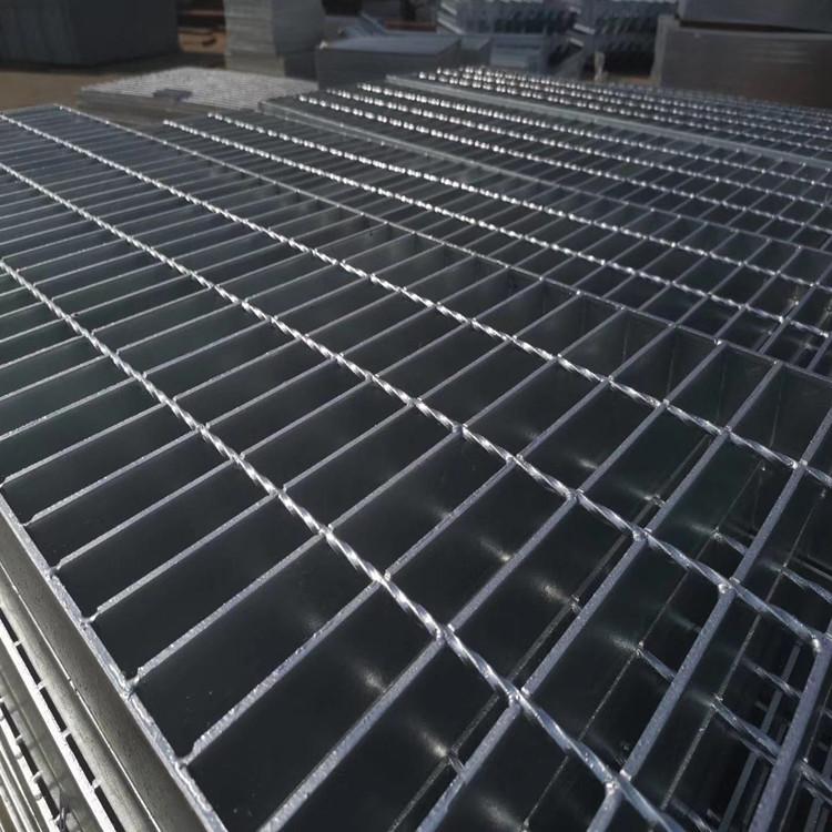 【钢格栅】长春镀锌钢格栅板A钢格板厂家直销价 奥津丝网示例图6
