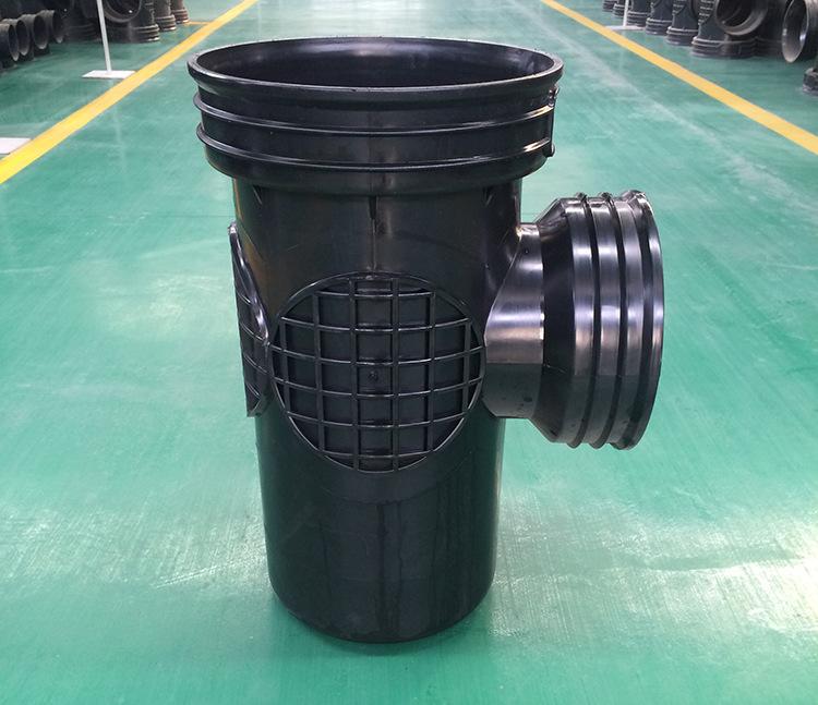 450*400流槽起始井 厂家直销|污水塑料检查井 批发示例图10