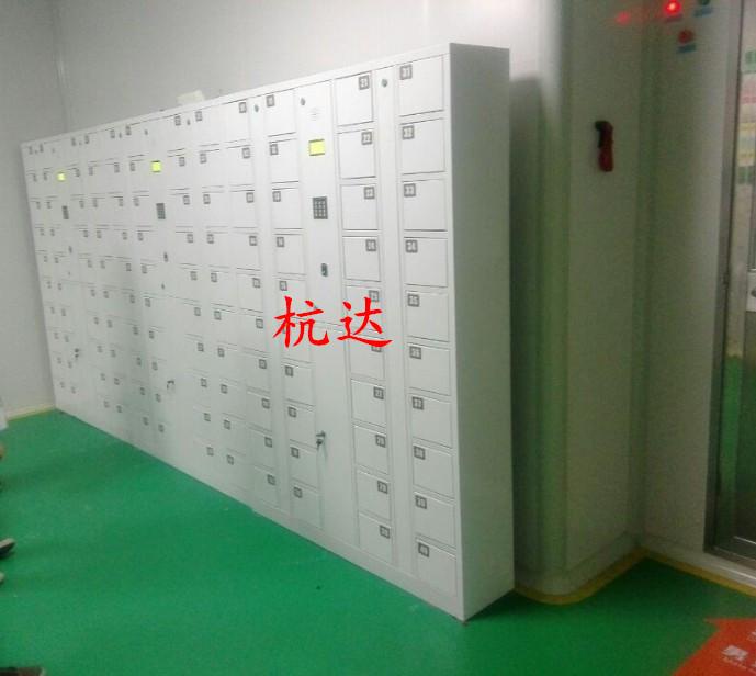厂家供应杭达指纹手机柜指纹存包柜 电子寄存储物柜1800*1300*280示例图6