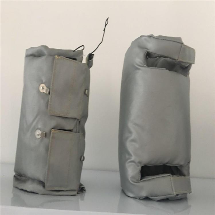 定做 管道可拆卸保溫套 加熱型保溫夾套 工業設備專用保溫衣