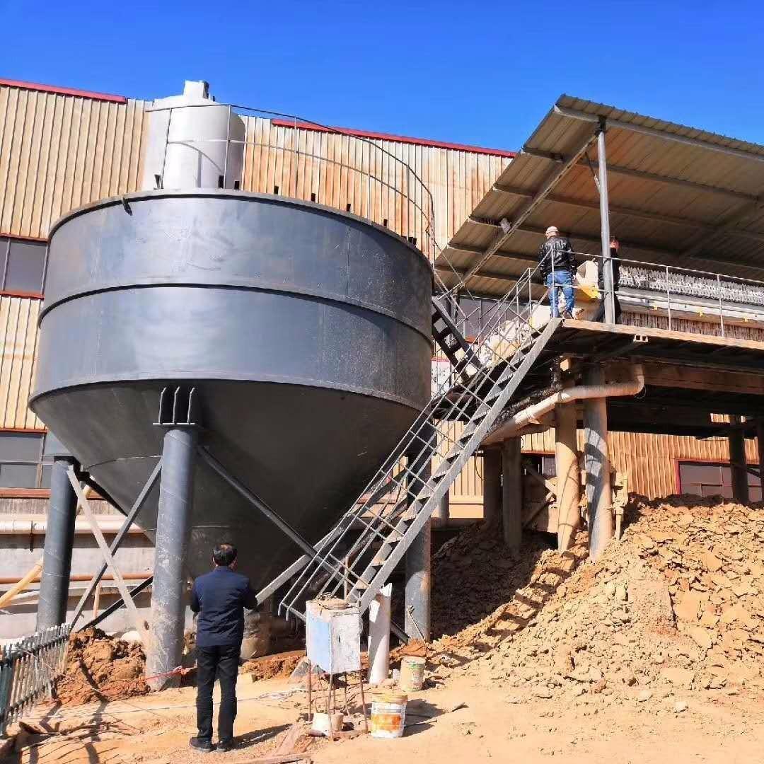 時產100噸的泥漿脫水機  泥漿脫水機一臺  泥漿脫水零排放系統