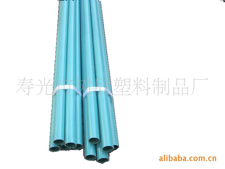 供应PVC大棚管   40mm蔬菜大棚PVC硬管厂家直销 专业定制示例图27