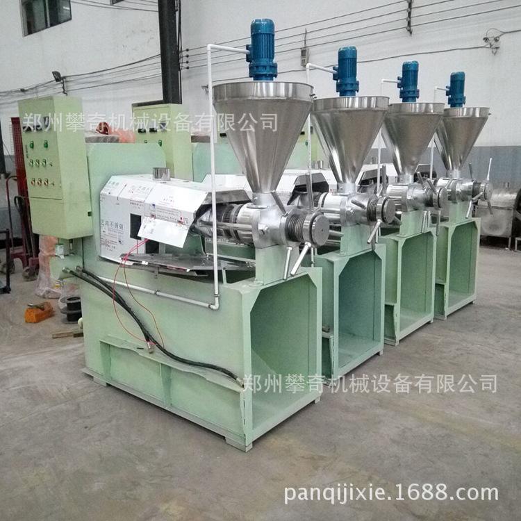 型号多全新现货攀奇螺旋榨油机各种型号全自动榨油机菜籽榨油机示例图2