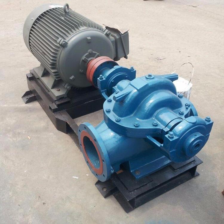 現貨熱銷 150S50柴油機雙吸泵 農田灌溉離心泵 雙吸雙螺桿泵 高揚程增壓泵