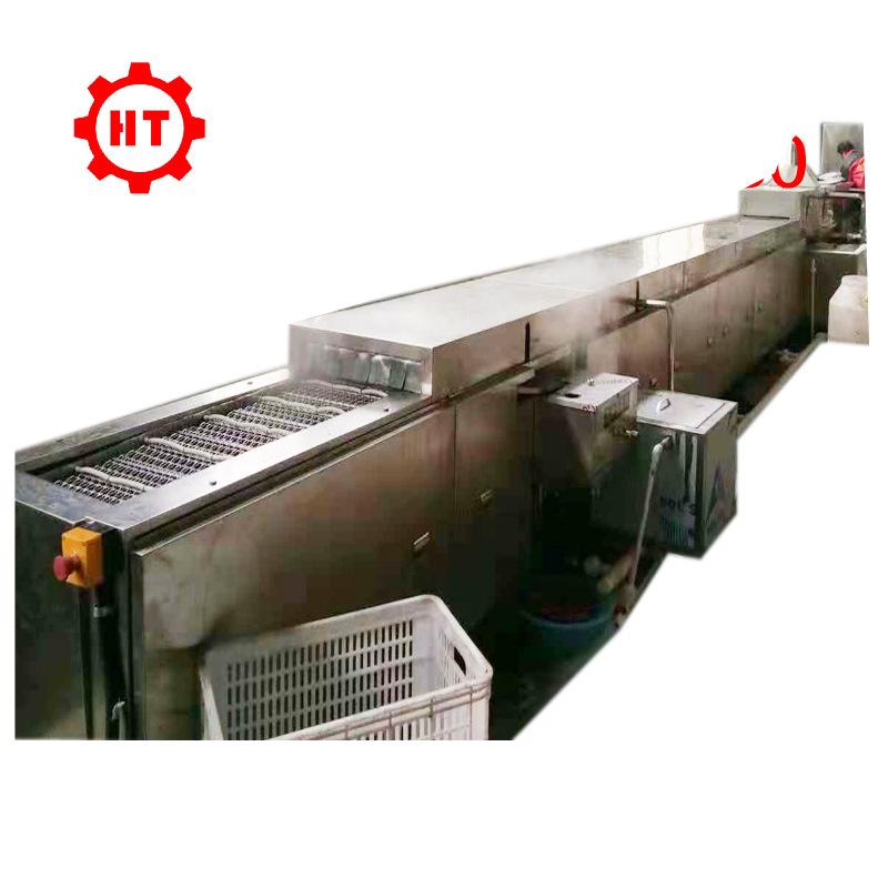 金属板材清洗机大批量清洗金属板的机器示例图8