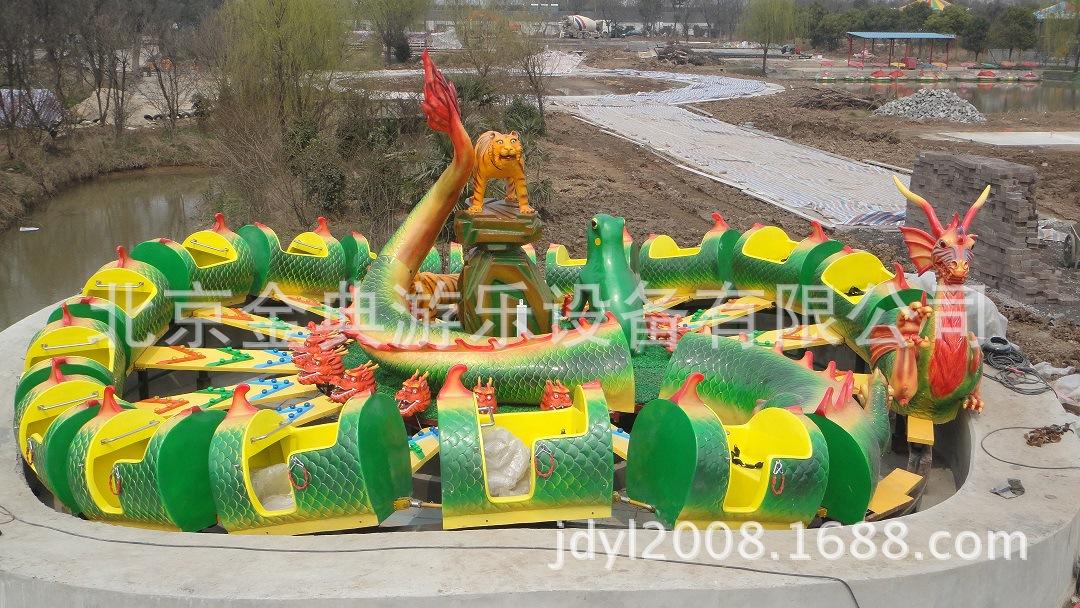 北京金典游乐设备龙腾虎跃游乐设备儿童游乐场设备公园游乐设备示例图4