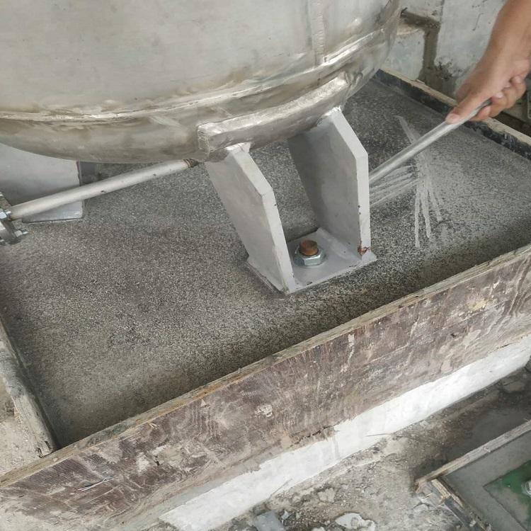 供应超细灌浆料 奥泰利集团出品 水泥基灌浆料用量示例图2