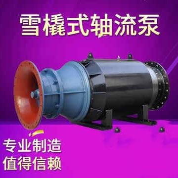 雪橇式潛水軸流泵生產廠家