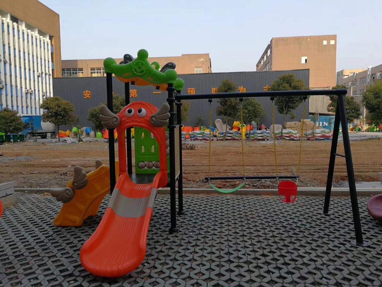 专业生产定制室外小区广场幼儿园滑梯 户外儿童乐园滑梯 物美价廉示例图7