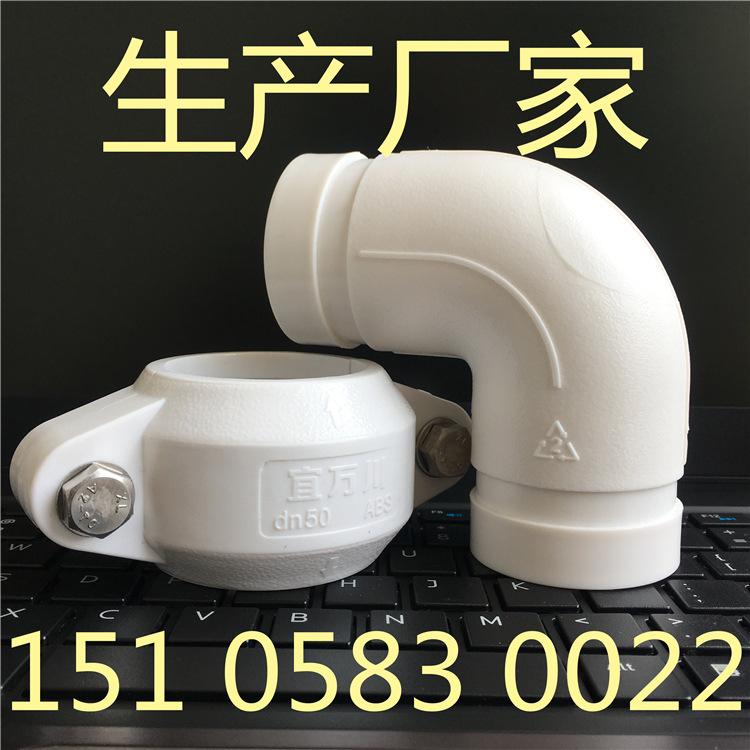 济宁HDPE沟槽式静音排水管,沟槽式排水管,PE排水管,PE沟槽管示例图4