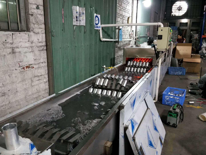 五金件超声波清洗机 铝件除油去蜡超声波清洗机 超声波清洗生产线示例图8