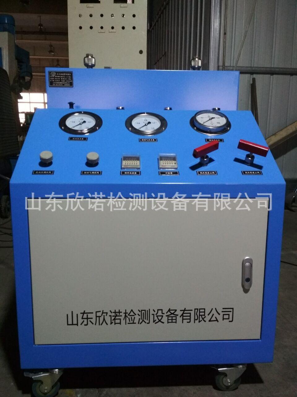 全封闭箱体美观大气 配置可选 易操作 空气驱动 压力表疲劳试验机示例图17
