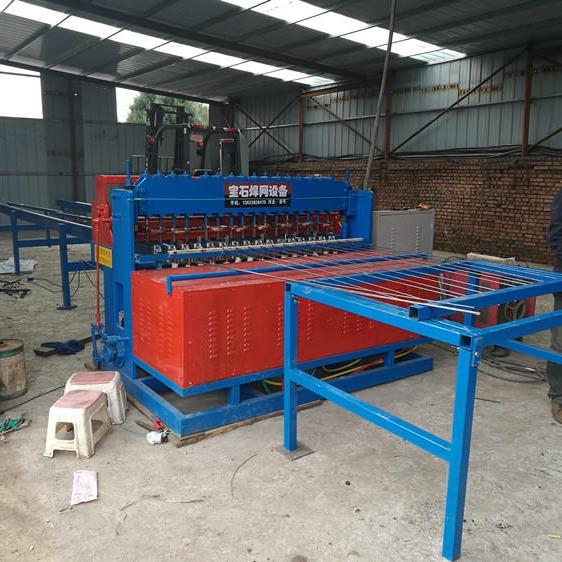 矿井支护焊网机   矿用锚网焊网机   煤矿钢筋网焊网机