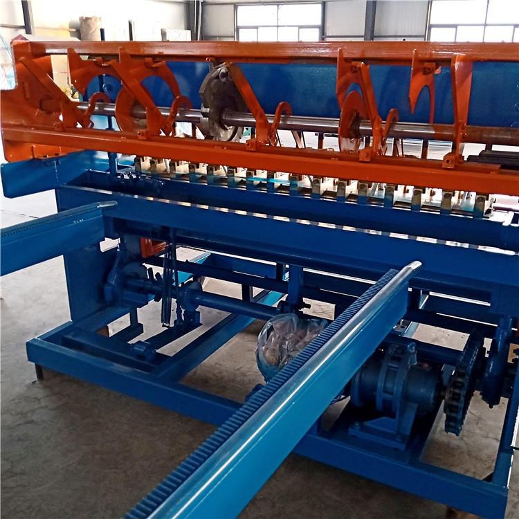 宝石4-6mm煤矿专用焊网机 矿用支护焊网机 自动钢筋网片焊网机 量身定做