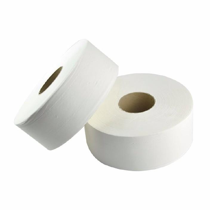 廠家批發珍寶木漿大卷廁所衛生紙物業酒店商場3層大卷紙大盤紙 舉報圖片