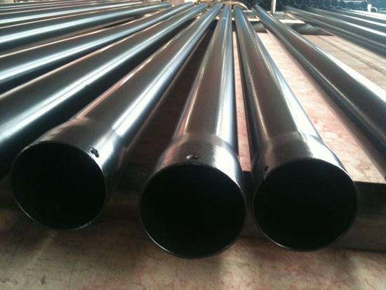 电缆用内外涂塑钢管 电力电缆保护套管 热浸塑电缆钢管价格