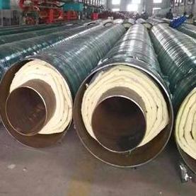 龍都管道供應信息 鋼套鋼蒸汽保溫管 鋼套鋼蒸汽直埋保溫管 耐高溫鋼套鋼蒸汽保溫管