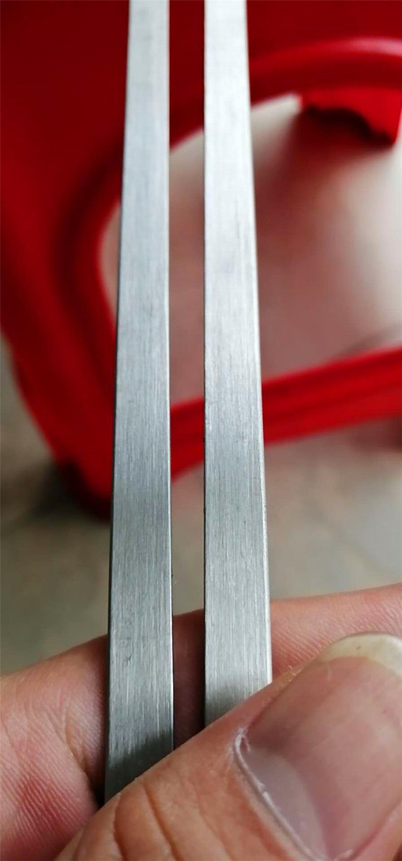 镜面玫瑰金T型条瓷砖收边条嵌入式钛金装饰条软包线条  厂家定制示例图17