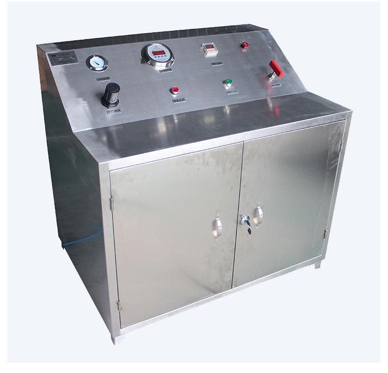 供应现货水压试验机 高低压水压检测台阀体强度试验机 量大从优示例图14