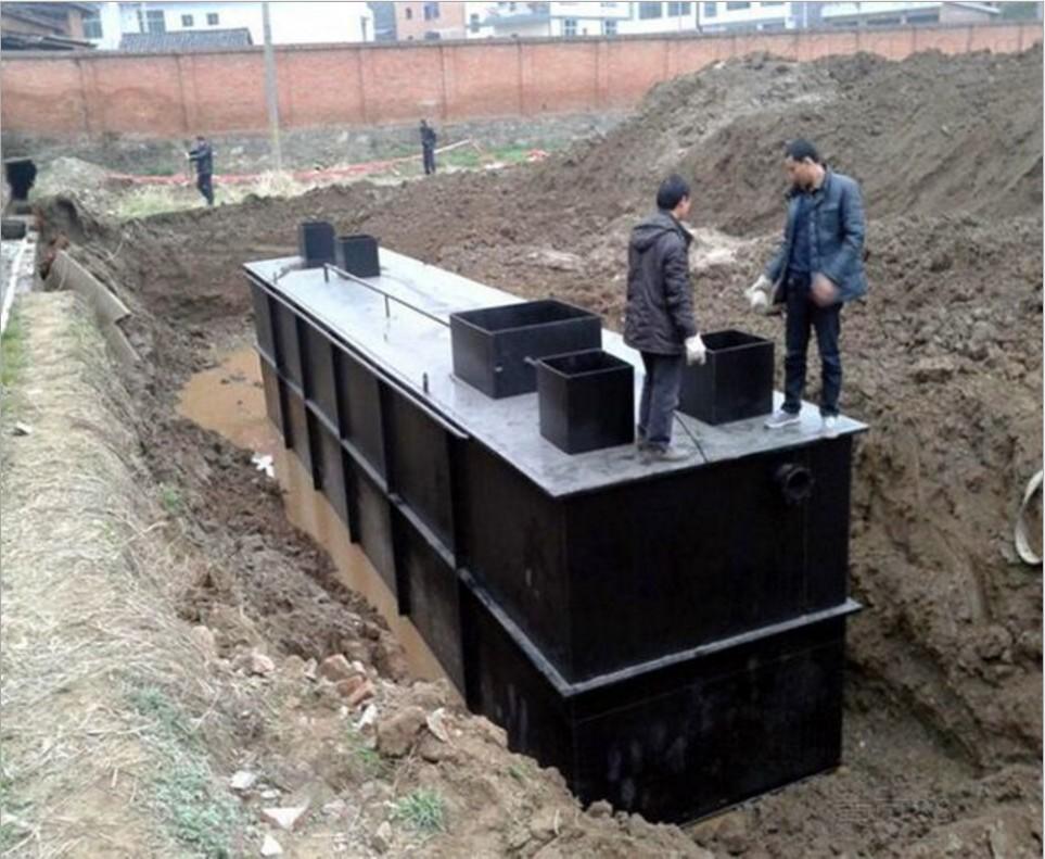 地埋式生活污水處理設備AO污水處理環保設備廣州生產廠家示例圖5
