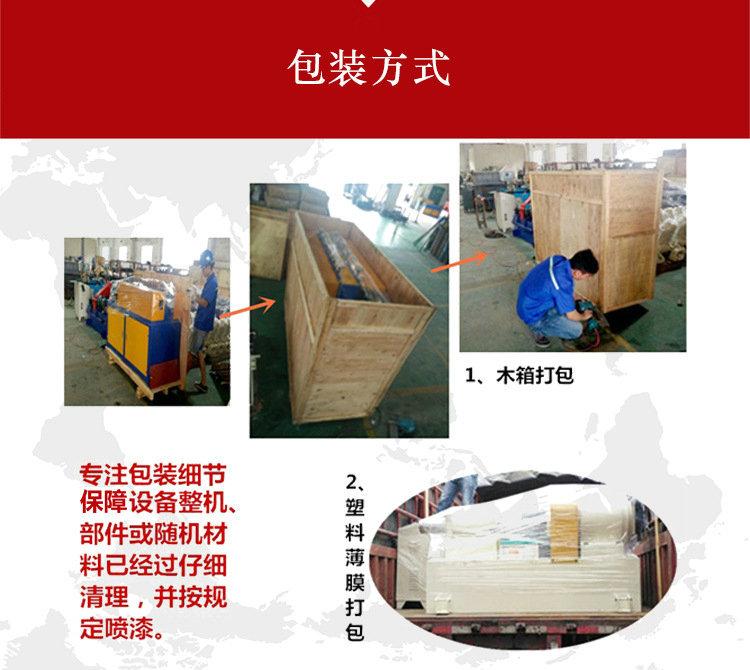 佛山名毅25型全自动花管机 机械生产设备 可加工 成平率高示例图12