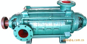 D25-50*7 卧式多级离心清水泵示例图1