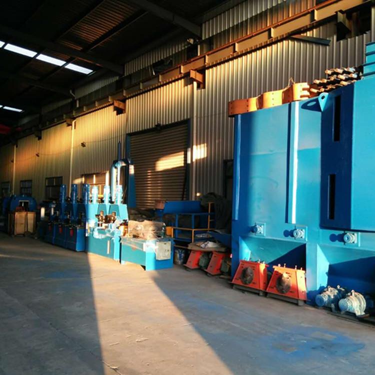 组立机江苏厂家 规格齐全 品质优良 现货批发钢结构组立机示例图4