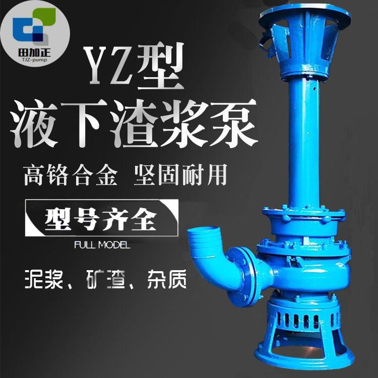 NSL立式液下抽沙泵,YZ潛水渣漿泵,池塘河道清淤泵,380V礦用泥漿泵污水泵