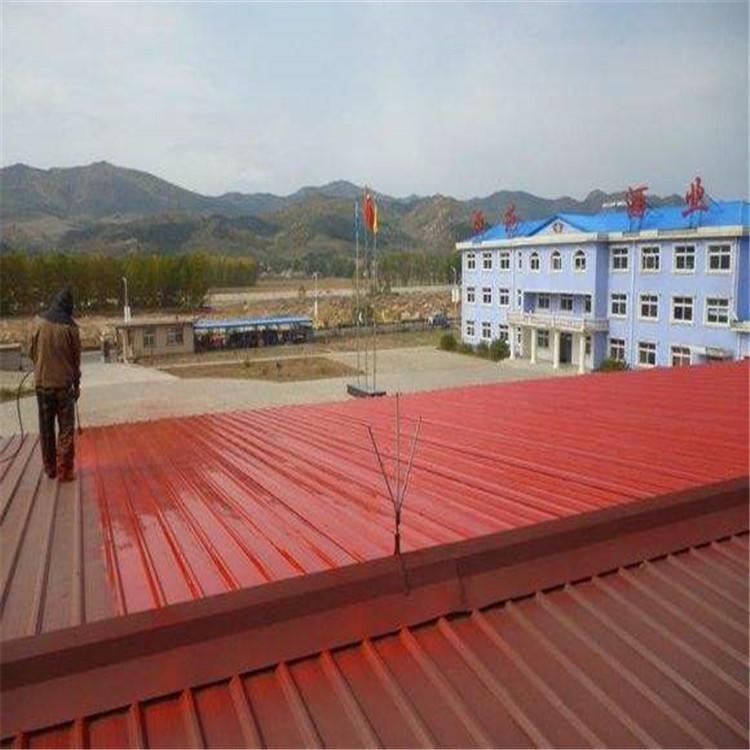 优质产品 彩钢顶子翻新漆 彩钢屋顶翻新胶 彩钢瓦顶翻新漆 彩钢翻新水漆 蓝鸽防腐